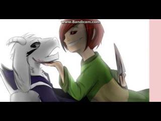 Chariel [Chara x Asriel] - I hate you, i love you- AMV