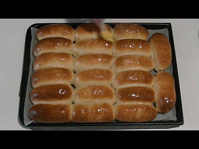 Дрожжевые пирожки с печёнкой в духовке .(МАСТЕР- КЛАСС )