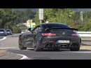 585HP MERCEDES-AMG GT R - FLATOUT ON THE NORDSCHLEIFE!