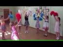 Мы любим Россию Девочки придумали танец, а вожатые помогли с музыкой Браво!