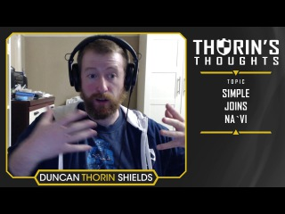 Thorin's Thoughts - s1mple Joins Na`Vi (CS:GO)