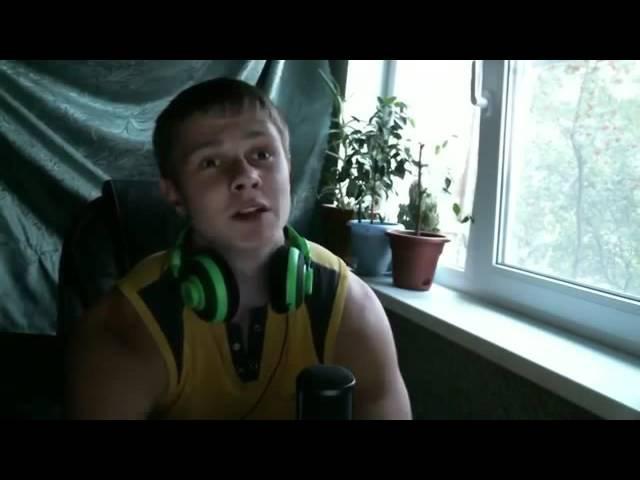 Фрост vs Лололошка 3 Эпичная рэп битва вебка