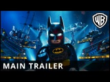 The LEGO® Batman™ Movie – Main Trailer – Warner Bros. UK
