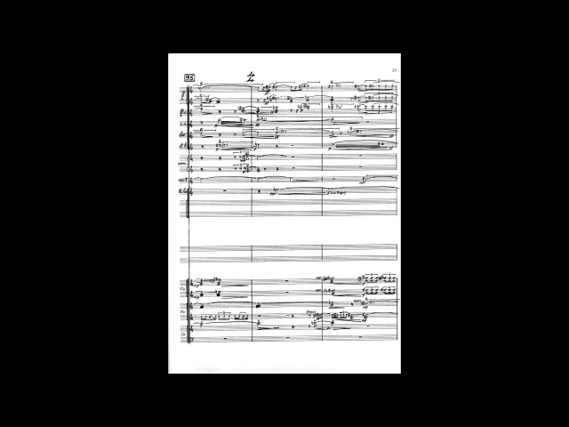 Giacinto Scelsi - Anahit (w score) (for violin and orchestra) (1965)