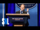 Sean Spicer Press Conference (Melissa McCarthy) - SNL