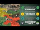 11 ноября 2016. Военная обстановка в Сирии. Попытки ИГИЛ перерезать дорогу в Алеппо. Русский перевод