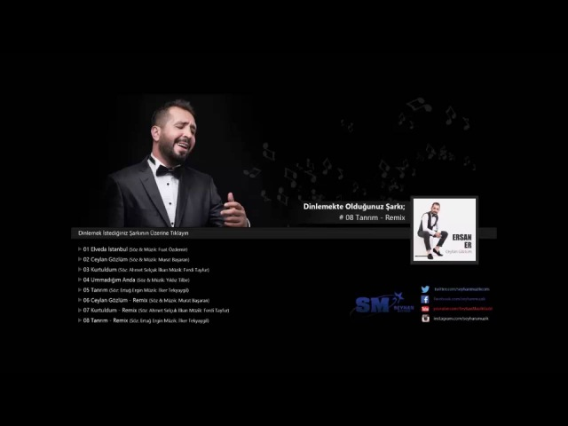 Ersan Er Tanrım Remix Vesa (Uzun)