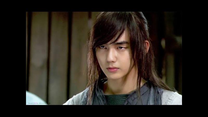 Yeon Woo - Yoo Seung Ho (유승호)(Cut Scenes) (Warrior Baek Dong Soo)