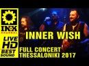InnerWish - Full Concert @ 8ball - Thessaloniki Greece 11-2-17
