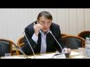 Выступление Евгения Федорова на Круглом столе Стратегия национальной безопасности. 25.05.2016