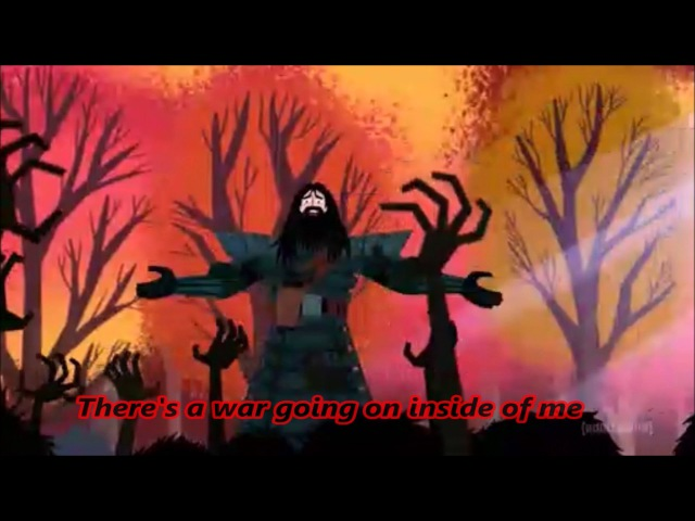 Samurai Jack Season 5 AMV - War Of Change