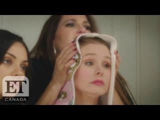 Kristen Bell Talks Hilarious Sex-Practice Scene In 'Bad Moms'
