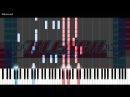 【Piano】Bleach OP 1 - *~Asterisk (Orange Range)