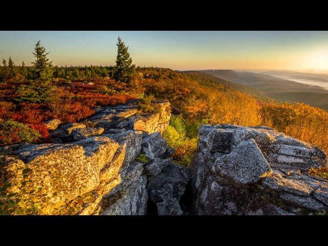 West Virginia - America's Richest State - A Time Lapse Film by Alex Wilson