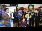 Диаз Мусалимов поет Семипалатинск мой, 8.01.2017 в Семее.