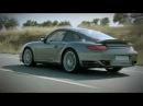 Новый Porsche 911 Turbo 2009 Двигатель Engine