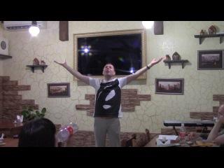 Стихи Умецкого,Бутусова,Кормильцева исполняет поэт Роман Вектор (Яковлев)