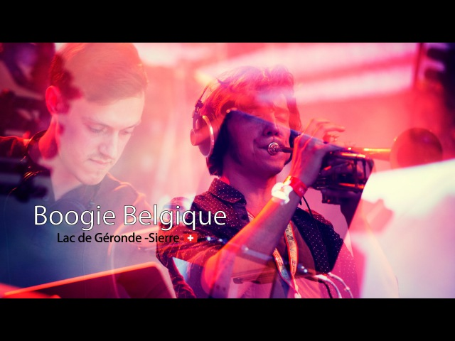 Boogie Belgique Live Festival Week end au bord de l'eau 28 June 2015 Sierre Switzerland
