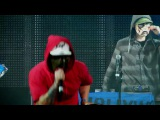 Hollywood Undead - Tendencies (live at @Zaxidfest 2016)