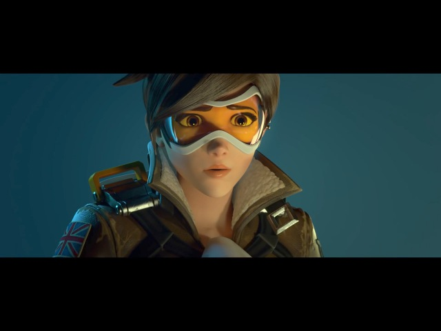 Overwatch - Alive Animated Short - Widowmaker vs Tracer Cinematic (PC, PS4, Xbox One)