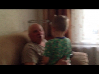 Я у бабушки и дедушки