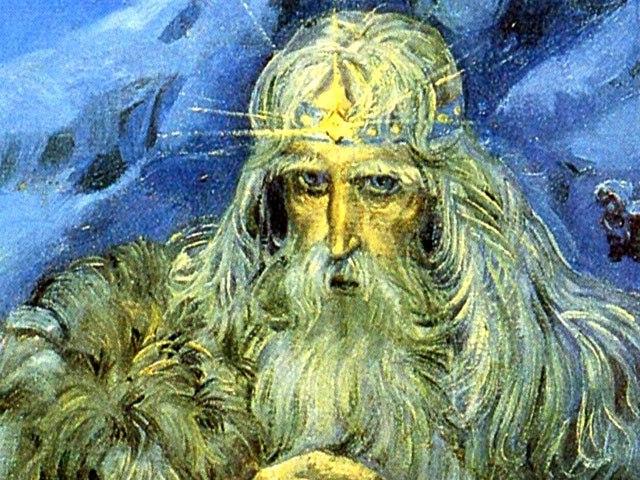 Легенды и мифы древних славян