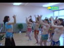 Belly Dancing Naturist Freedom