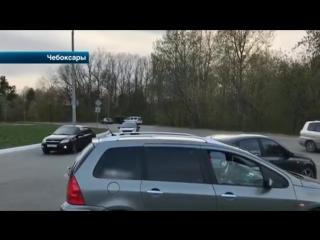 Полицейские разоблачили группу стритрейсеров в Хабаровске