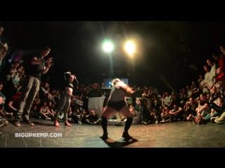 Танец TWERK BATTLE - KATRIN WOW vs SOFA