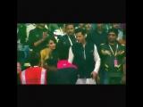 Hrithik and Pooja at the Pro Kabaddi Finalsepisode