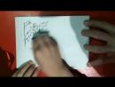 Как быстро нарисовать динозавра