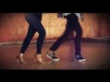 Cornel and Rithika - [ Bachata sensual] Mario Baro - La La La Bachata mix