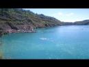 Александровск - голубое озеро