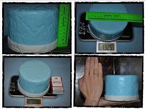 торт 2 кг фото размер