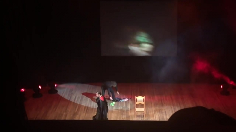 Граф Дракула и Галустякула