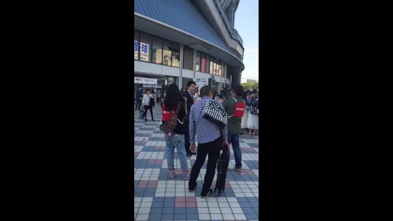 20.04.2016 Shuichi Kyocera Dome Osaka - KAT-TUN 10TH ANNIVERSARY LIVE TOUR 10Ks