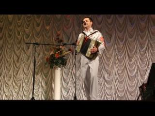 Виктор Холин - Ах, черёмуха белая (Челябинск, 15.01.2017)