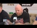 Легенда ММА Джефф Монсон, несмотря на травму, выступит на курском турнире «Битва Титанов»