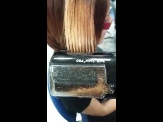 Split ender Pro Elimina las puntas abiertas sin cortar el largo