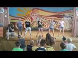 Танец девочек 2 отряда Sia–Cheap Thrills