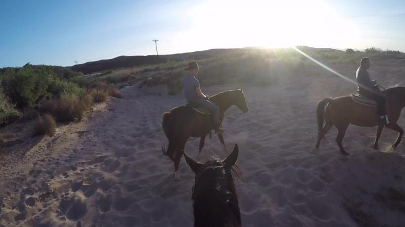 Wild West Horseback Adventure [Overton, NV. 04/14/17]