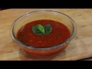 How to Make Homemade Pizza Sauce With Garden Tomatoes : Gluten-Free Other Healthy Dishes