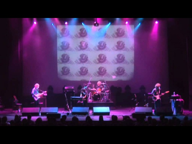 Pure Reason Revolution - Deus Ex Machina (From Amor Vincit Omnia DVD)