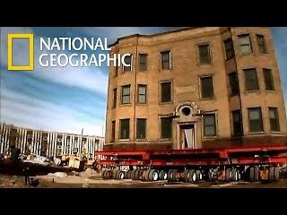 Грандиозные переезды: Дом с доставкой (National Geographic)