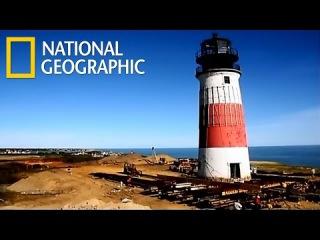 Грандиозные переезды: Опасное спасение (National Geographic)