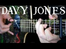 Davy Jones Theme Pirates of the Caribbean OST Fingerstyle Guitar Cover