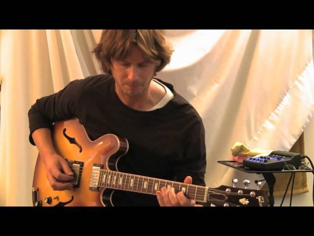 Lars Bartkuhn - Zenrock (Rehearsal Session)