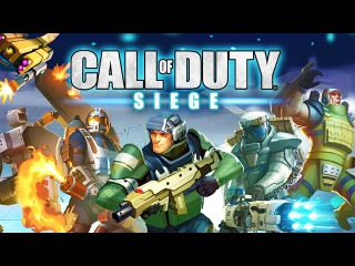 MEET THE NEW COD! Call of Duty: Siege - Man Things Have Changed..