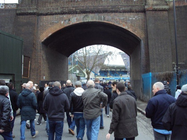 Millwall - No One Likes Us, We Don't Care 1990 (RUS)