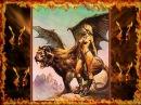 Fantasy -2 (pictures Boris Vallejo; ♪♫ Lesiem-Funamentum) HD